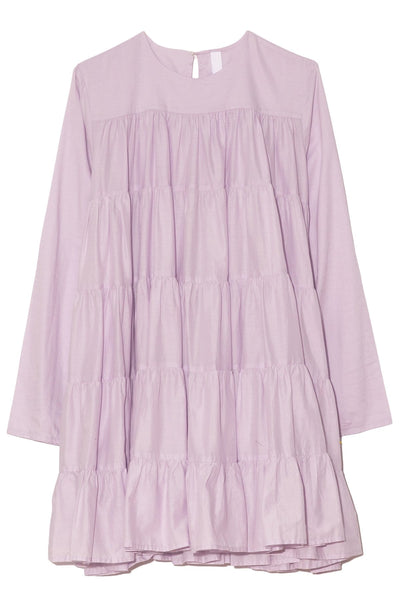 Soliman Dress in Lavender