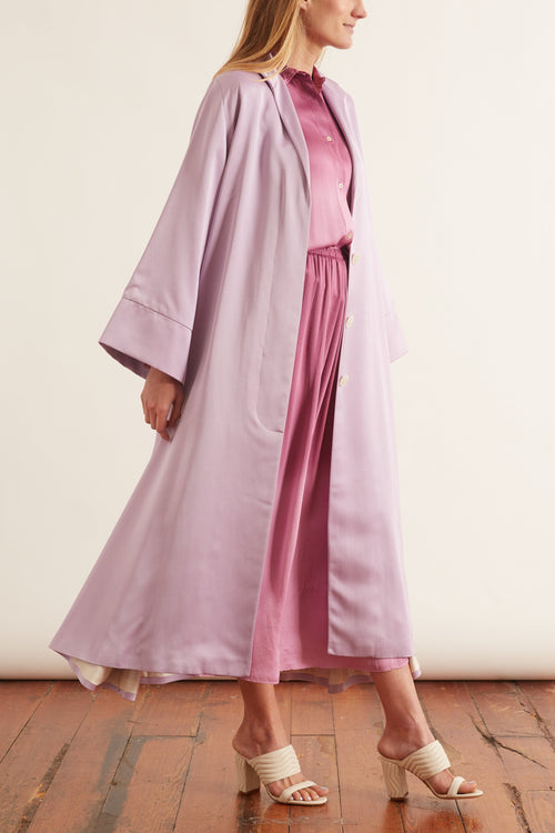 Sofia Coat in Lilac