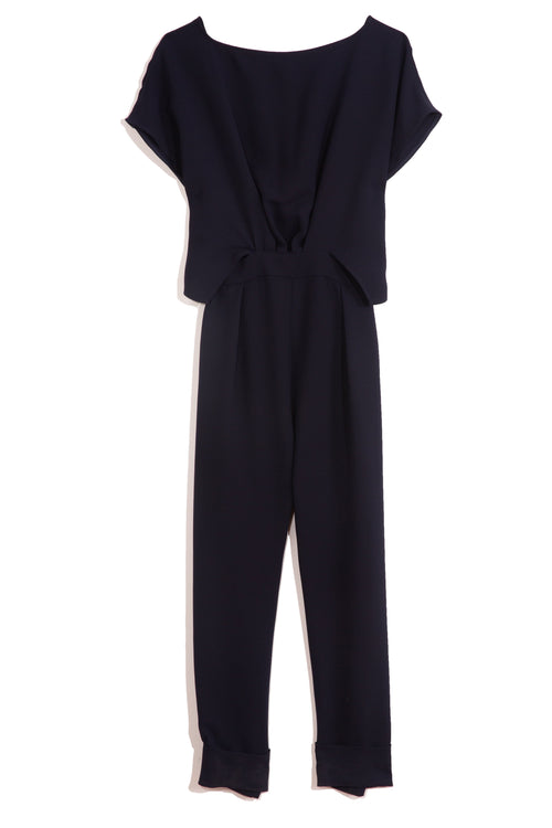 Paloma Jumpsuit in Navy