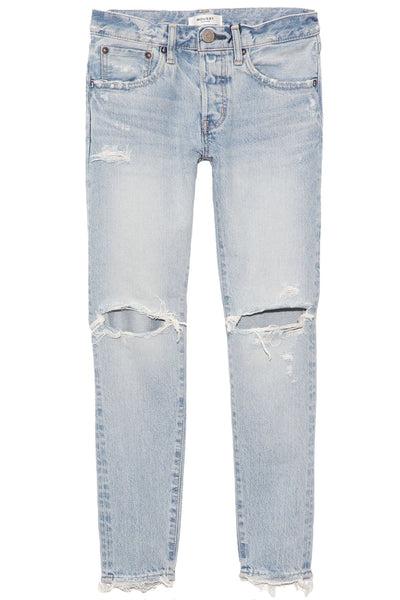 Yardley Tapered Jean in Light Blue