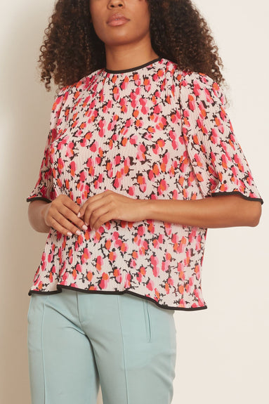 Esme Top in Pink Roses