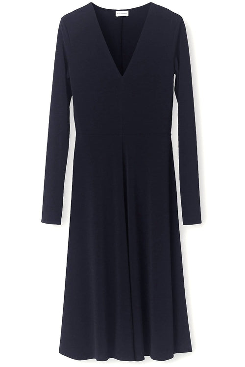 Bellucia Dress in Night Blue