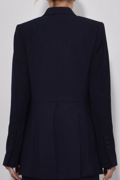 Auberon Blazer in Night Blue