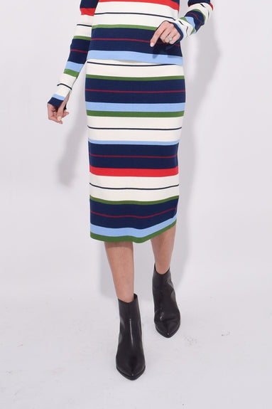 Ayaja Skirt in Midnight Heaven