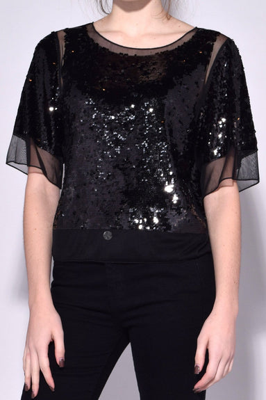 Cosildo Top in Black