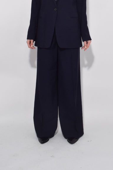 Enil Pant in Night Blue