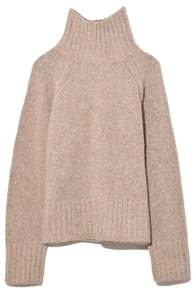 Vanesa Sweater in Medium Grey Melange