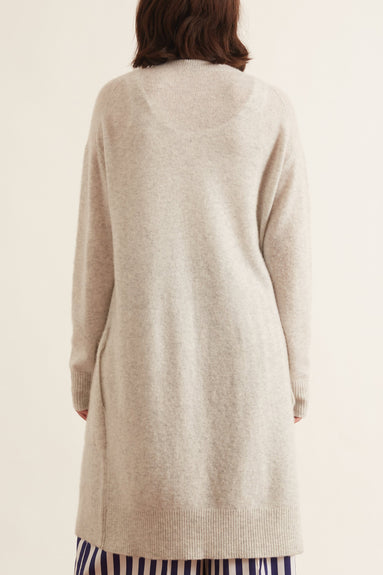 Altina Sweater in Light Grey Melange