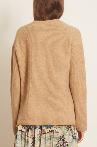 Apios Sweater in Sandy Brown
