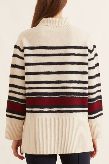 Hedera Sweater in Soft White