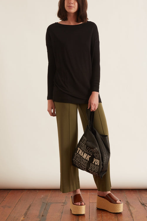Miela Pant in Winter Moss