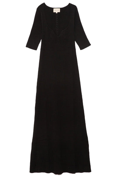 Chetlat Dress in Black
