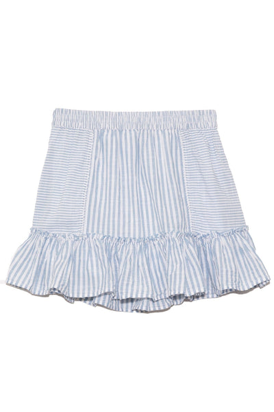 Geanie Skirt in Maritime Blue