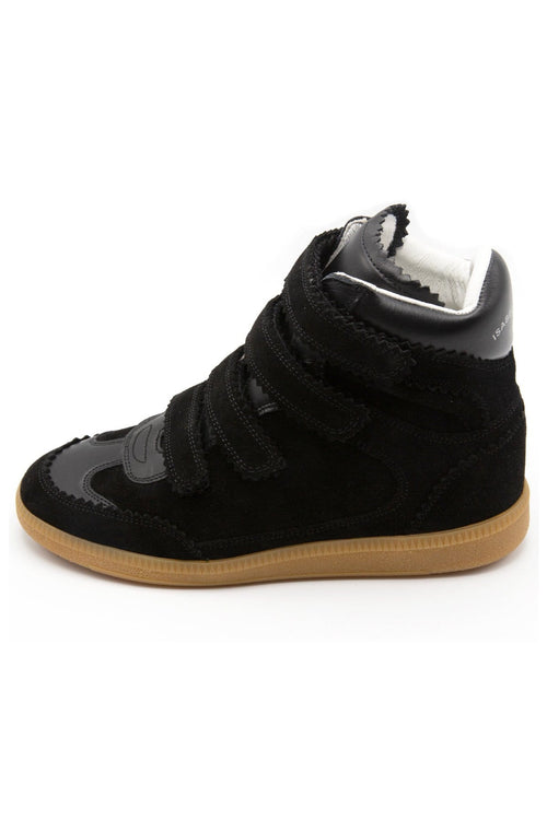 Bilsy Sneaker in Black
