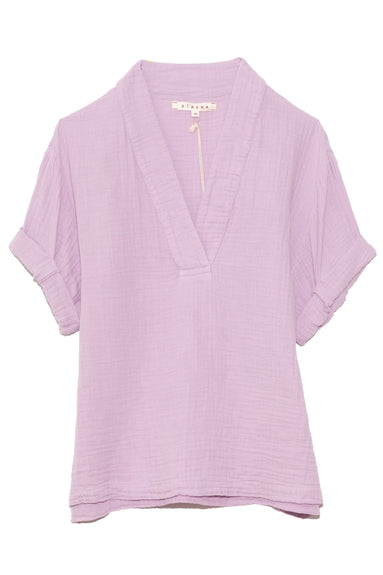 Avery Top in Light Lilac