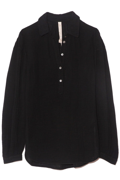 Empress Blouse in Black