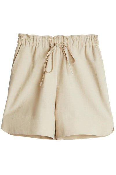 Mila Shorts in Linen