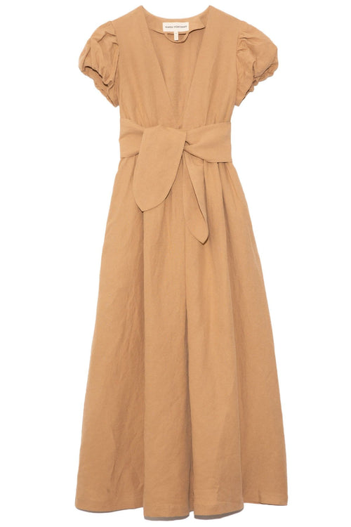 Savannah Dress in Khaki