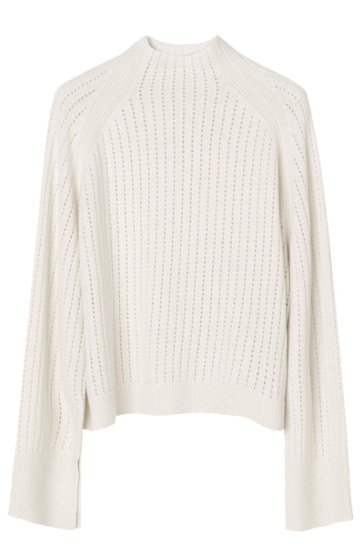 Vikki Sweater in Soft White