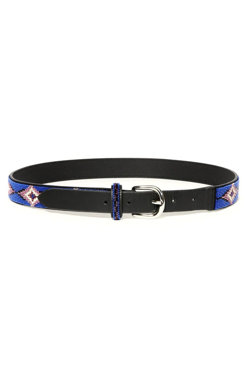 Elsa Belt in Blue