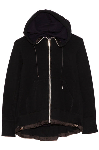 Sponge Sweat Hoodie in Black