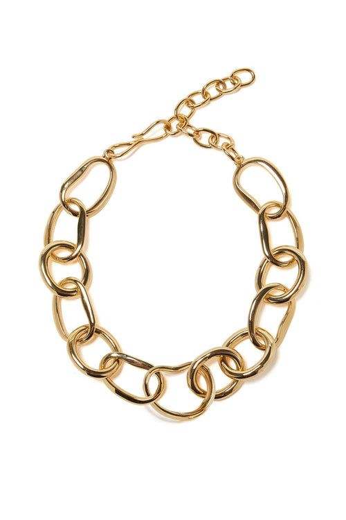 Porto Necklace Gold Chain