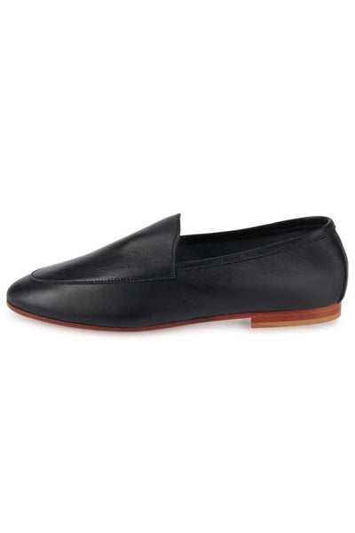 Sock Loafer in Black