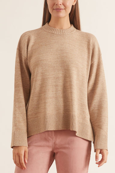 Remi Sweater in Cappuccino