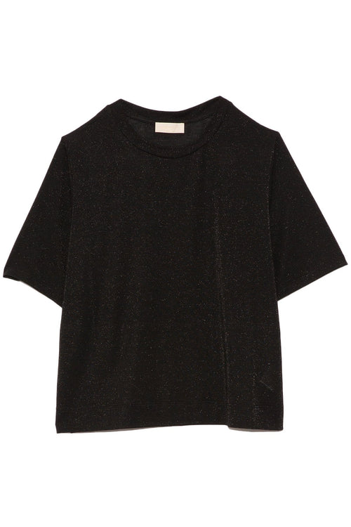 Iora T-Shirt in Nero