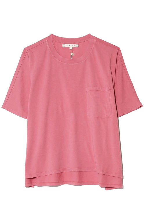 Jane T-Shirt in Rosewater