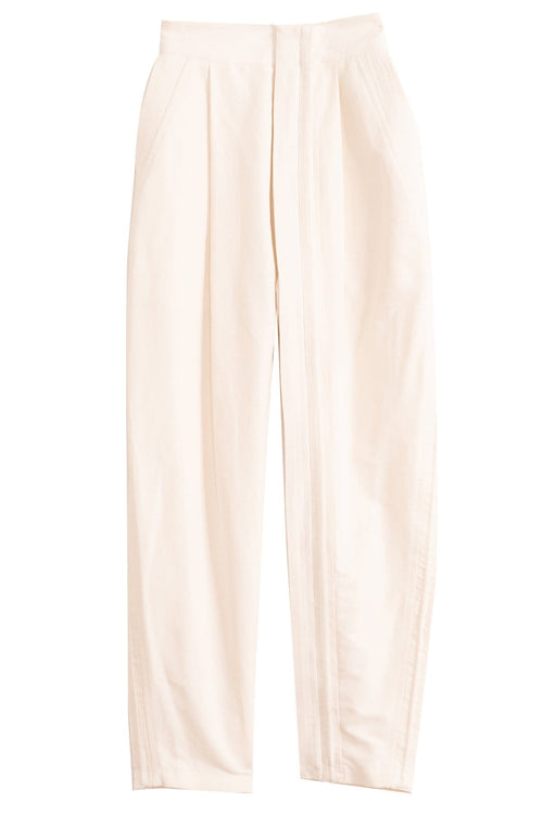 Adriana Trousers in Cream