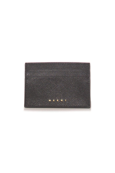 Vanitosi Wallet in Black
