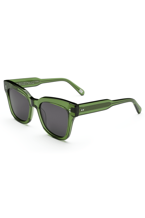 #005 Black Sunglasses in Kiwi