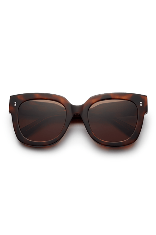 #008 Sunglasses in Tortoise