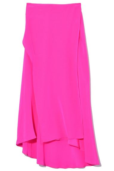Carlotta Skirt in Hot Pink