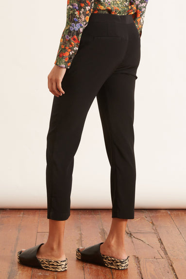 Cigarette Trouser in Black