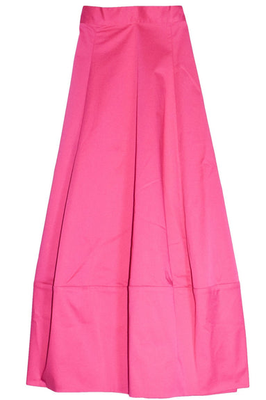 Bubble Midi Skirt in Pink
