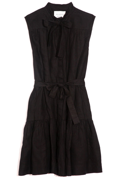Nora Dress in Noir