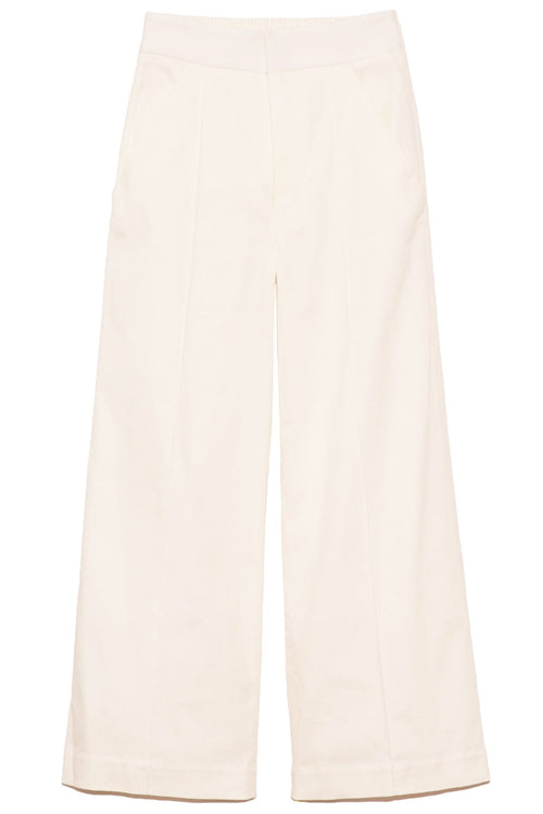 Piedra Pant in Ivory