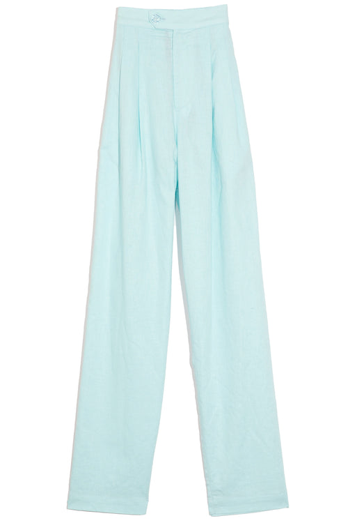 Echo Pant in Sky Blue