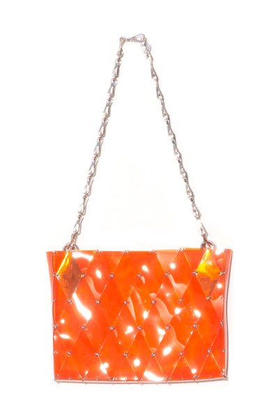 Porte Epaul Bag in Orange