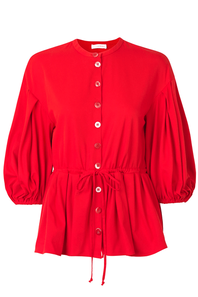 Ferrah Top in Red