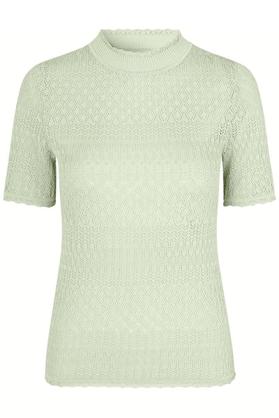 Rho T-Shirt in Fog Green