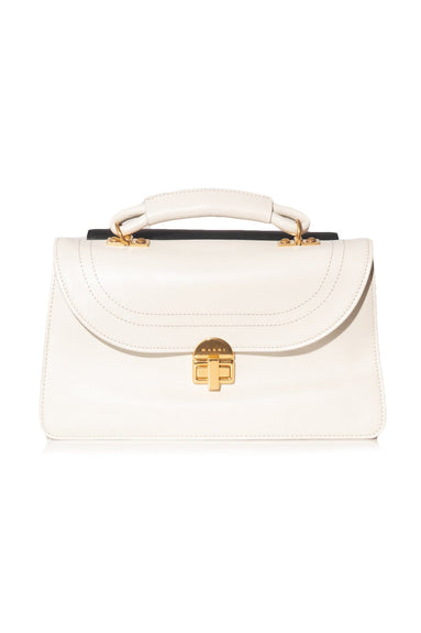 Juliette Bag in Black/White