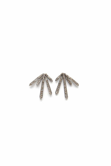 Diamond Firework Earrings