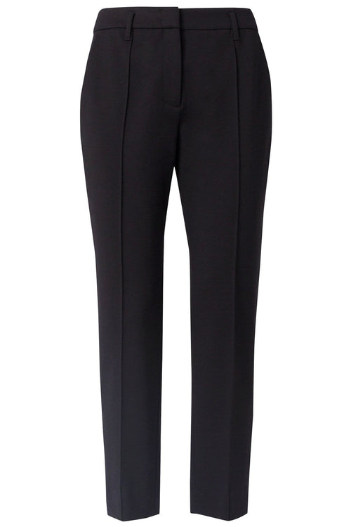 Emotional Essence Pants in Pure Black