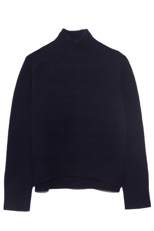 Edith Grove Sweater in Navy