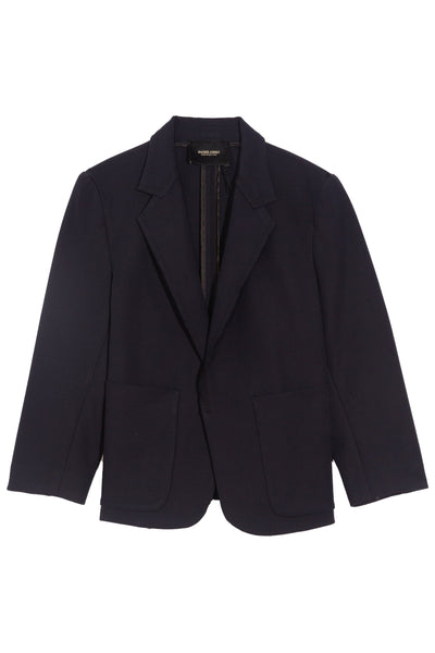 Birgitt Jacket in Navy