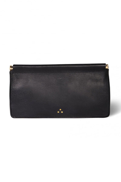 Clic Clac XL Clutch in Black