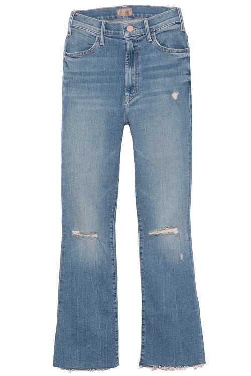 The Hustler Ankle Fray Jean in Understudy